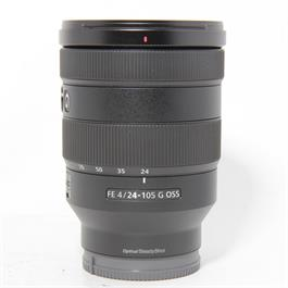 Used Sony 24-105mm F/4 G OSS FE thumbnail