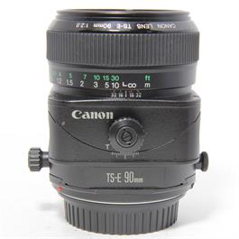 Used Canon 90mm F/2.8 Tilt-Shift thumbnail