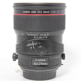 Used Canon 24mm F/3.5L II Tilt-Shift thumbnail