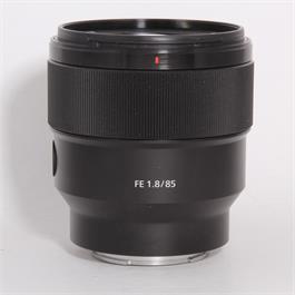 Used Sony 85mm f/1.8 (FE) thumbnail