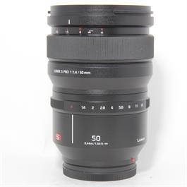 Used Panasonic 50mm F/1.4 S Pro S thumbnail