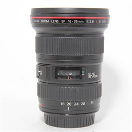 Used Canon 16-35mm F/2.8L USM II thumbnail