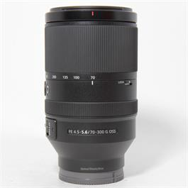 Used Sony 70-300mm F/4.5-5.6 G OSS FE thumbnail
