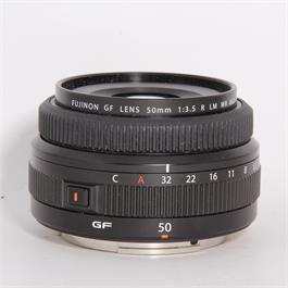 Used Fujifilm GF 50mm f/3.5 R LM WR thumbnail