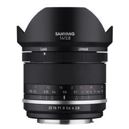 Samyang 14mm f/2.8 Mk2 Lens - Nikon-F Mount thumbnail