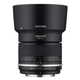 Samyang 85mm f/1.4 Mk2 Lens - Nikon F Mount thumbnail