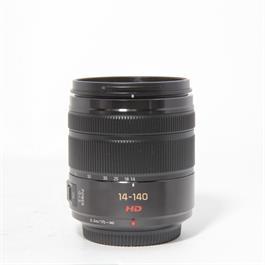 Used Panasonic 14-140mm F3.5-5.6 Power OIS thumbnail