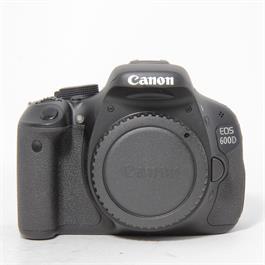 Used Canon EOS 600D Body thumbnail