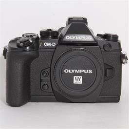 Used Olympus E-M1 Mark I Body thumbnail
