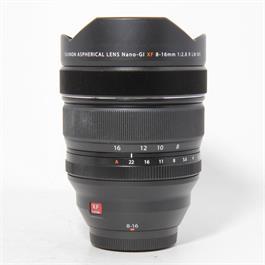 Used Fujifilm 8-16mm F/2.8 R LM WR thumbnail