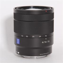 Used Sony 16-70mm f/4 ZA OSS (E) thumbnail