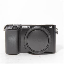Used Sony A6100 Body thumbnail