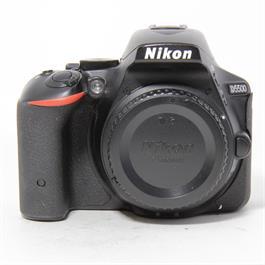 Used Nikon D5500 Body thumbnail