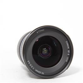 Used Canon 10-22mm F/3.5-4.5 USM Thumbnail Image 1