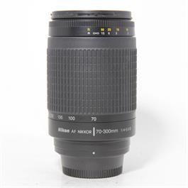 Used Nikon 70-300mm F/4-5.6 thumbnail