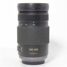 Used Panasonic 100-300mm F4-5.6 Mega OIS thumbnail