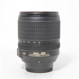Used Nikon 18-105mm F/3.5-5.6G VR thumbnail