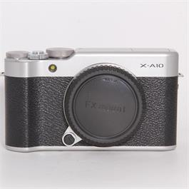 Used Fujifilm X-A10 Body thumbnail