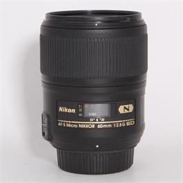 Used Nikon 60mm f/2.8G Micro thumbnail