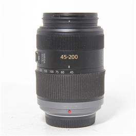 Used Panasonic 45-200mm F/4-5.6 Mega OIS thumbnail