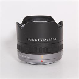 Used Panasonic 8mm f/3.5 thumbnail