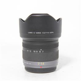 Used Panasonic 7-14mm F/4 ASPH thumbnail