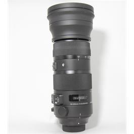 Used Sigma 150-600mm F5-6.3 OS HSM S Nikon thumbnail