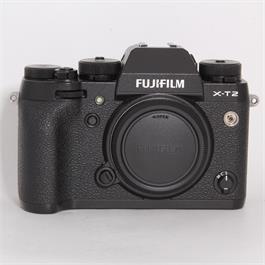 Fujifilm Used Fuji X-T2 and VPB-XT2 Grip thumbnail