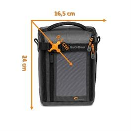 Lowepro GearUp Camera Box Large L II Dark Grey Thumbnail Image 2