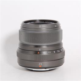 Used Fujifilm 23mm f/2 R WR (Graphite) thumbnail