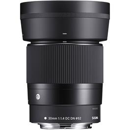 Sigma 30mm f/1.4 DC DN | Contemporary - Canon M Mount thumbnail