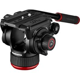 Manfrotto 504X Fluid Video Head With 635 Fast Single Carbon Tripod Legs thumbnail
