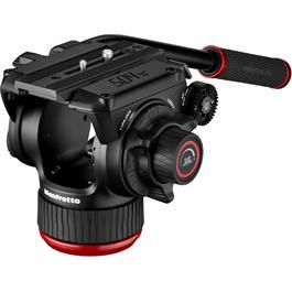 Manfrotto 504X Fluid Video Head With 536 Carbon Fibre Single Leg Tripod thumbnail