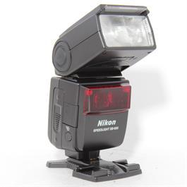 Used Nikon SB-600 Speedlight Unboxed thumbnail