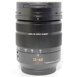 Used Panasonic Leica 12-60mm f2.8-4 Lens thumbnail