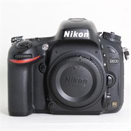 Used Nikon D600 Body thumbnail