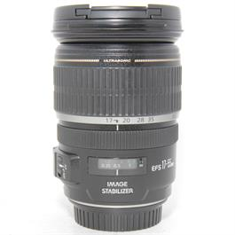 Used Canon 17-55mm F/2.8 IS USM Lens thumbnail