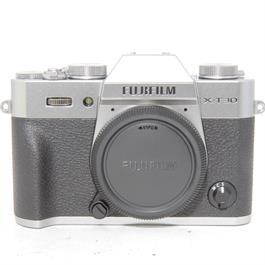 Fujifilm Used FUJI X-T30 Body Silver thumbnail