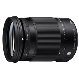 Sigma 18-300mm f/3.5-6.3 DC Macro OS HSM Contemporary Lens - Canon Fit thumbnail