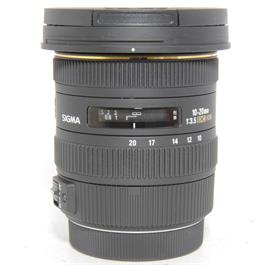 Used Sigma 10-20mm f3.5 Lens Canon Fit thumbnail