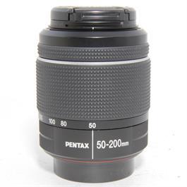 Used Pentax 50-200mm f/4-5.6 ED WR Lens thumbnail