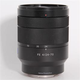 Used Sony 24-70mm f/4 ZA OSS (FE) thumbnail
