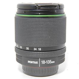 Used Pentax 18-135mm f/3.5-5.6 WR Lens thumbnail