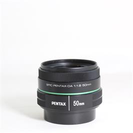 Used Pentax 50mm F/1.8 SMC DA thumbnail