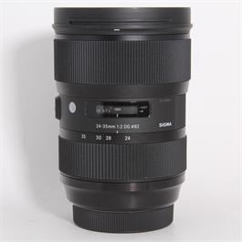Used Sigma 24-35mm f/2 DG HSM Art - Canon thumbnail