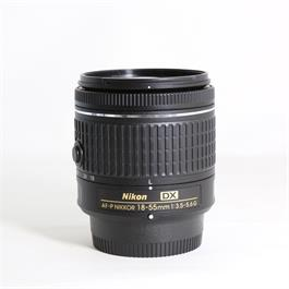 Used Nikon 18-55mm F/3.5-5.6G AF-P thumbnail