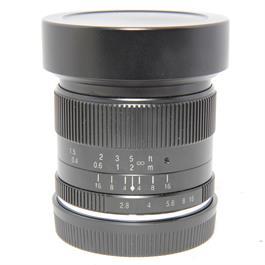 Used 7 Artisans 12mm f2.8 Lens Sony E thumbnail