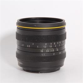Used Kamlan 50mm - Sony E thumbnail