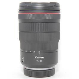 Used Canon 15-35mm f/2.8L IS USM RF Lens thumbnail