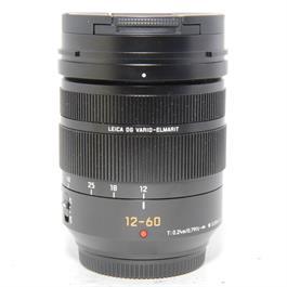 Used  Panasonic 12-60 f2.8-4 DG Lens thumbnail
